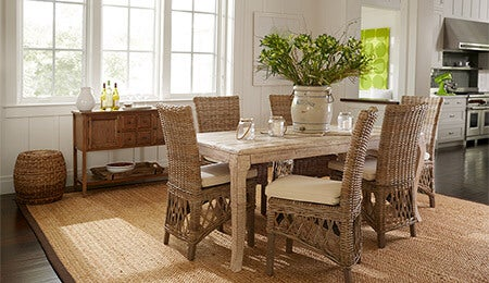 Up to 25% + Extra 10% off Dining Room Furniture*
