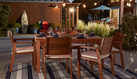 Up to 20% + Extra 10% off Garden & Patio*