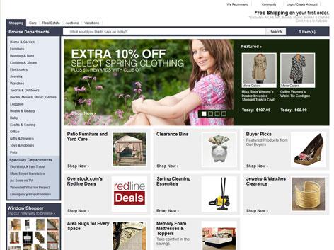 2011's Homepage