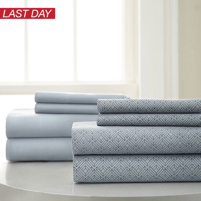 Up to 45% off Bedding & Bath*