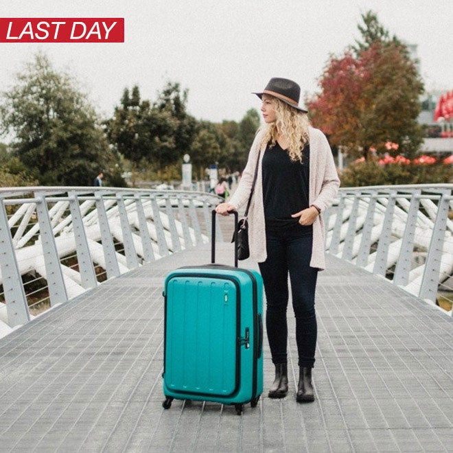 Up to 55% off Luggage & Bags*