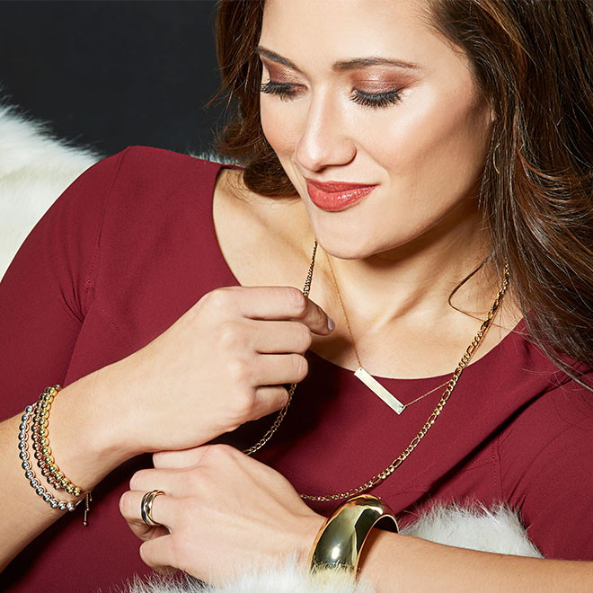 Up to 70% off Jewelry & Watches*