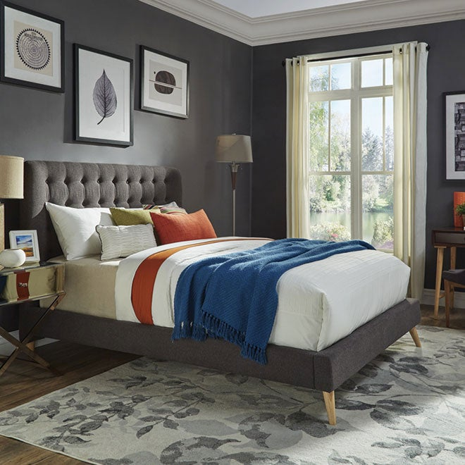 Up to 60% off Bedroom Furniture*