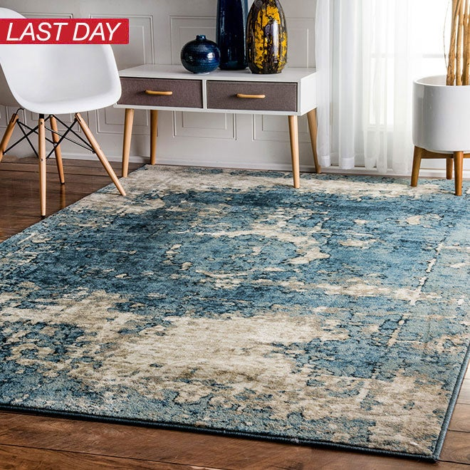 Up to 70% off + Extra 15% off Area Rugs*