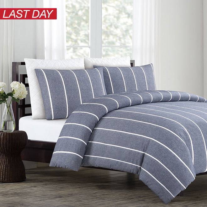 Up to 45% off + Extra 10% off Bedding & Bath*