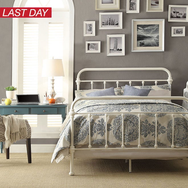 Up to 50% off + Extra 10% off Bedroom Furniture*