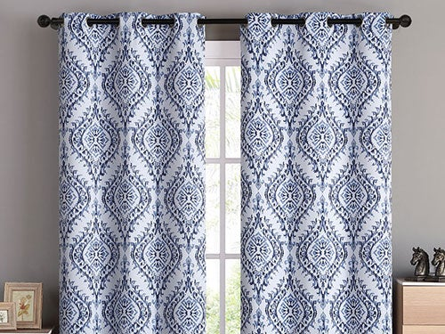 Sheer Delights — New Looks in Curtains