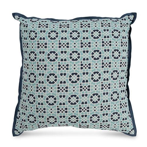 Nadica geometric pillow