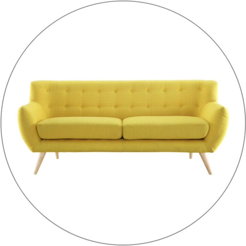 Mid Century Modern Sofas U0026 Loveseats
