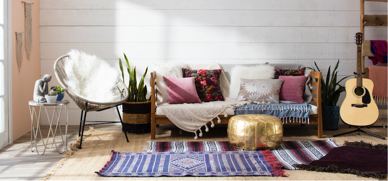 Boho Chic Furniture Decor Ideas