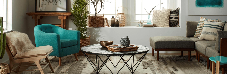 coco+kelley design challenge living room