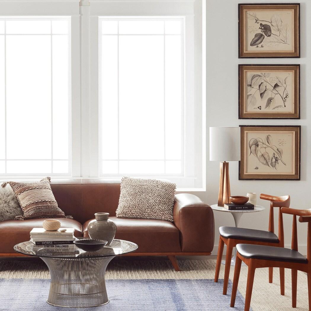 Simply Grove design challenge living room