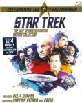 Star Trek: The Next Generation Motion Picture Collection (Blu-ray Disc)