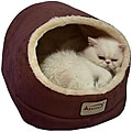 Armarkat Indian Red 18x14-inch Cat Bed