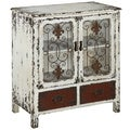 Powell Northampton 2-door, 2-drawer Console