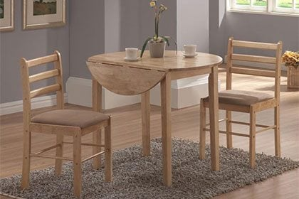 Expandable And Drop Leaf Tables