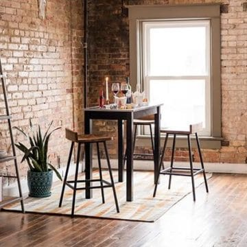 Small Kitchen Amp Dining Tables Amp Chairs For Small Spaces
