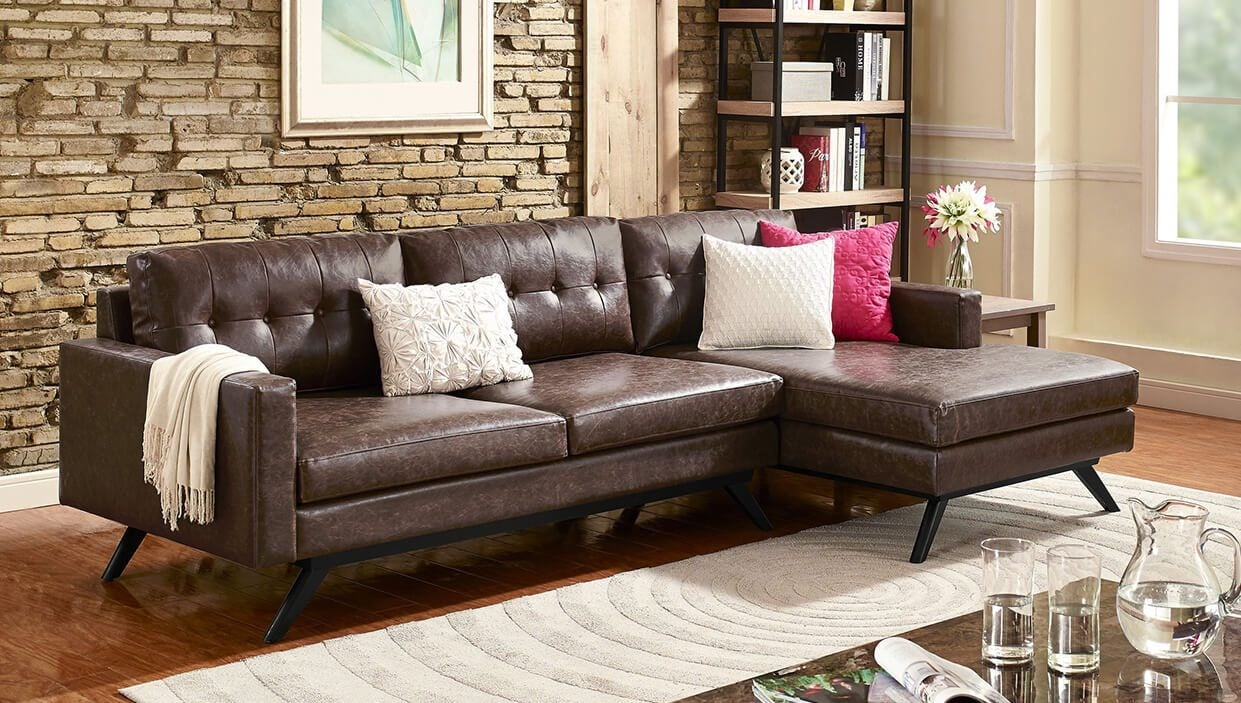 Best Sectional Sofas Couches For Small Es When You Want Your Living