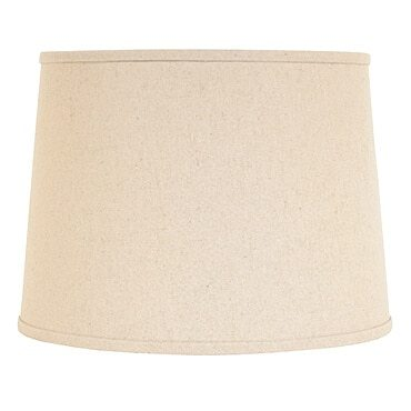Fabric lamp shade