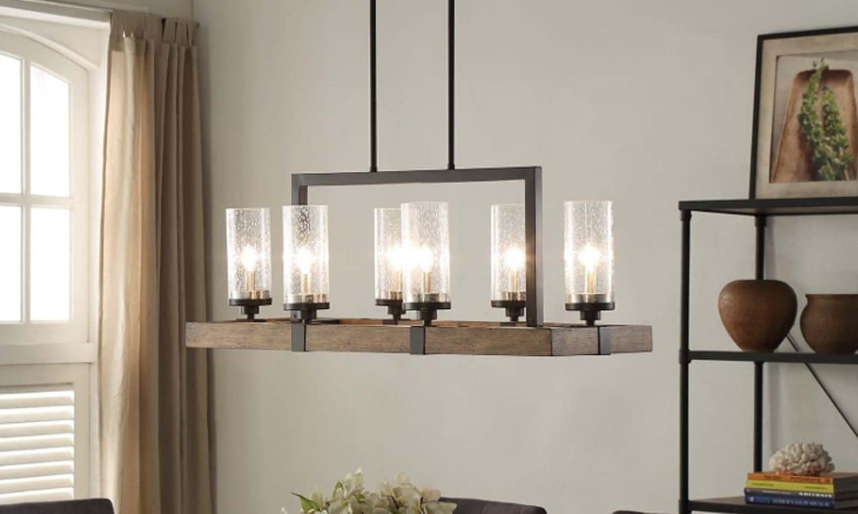 Top 6 Light Fixtures For A Glowing Dining Room