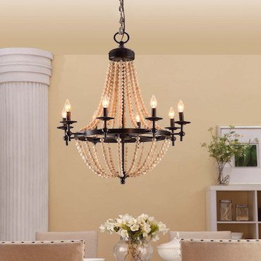 Chandeliers Bring Sophistication Into Your Dining Space