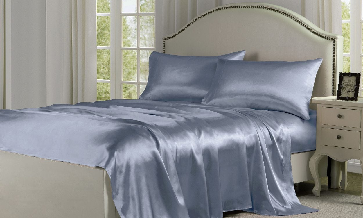 how to choose silk sheets overstock com tips ideas