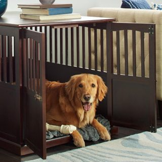 Amazing 5 Tips For Choosing The Right Size Dog Kennel Overstock Com Machost Co Dining Chair Design Ideas Machostcouk