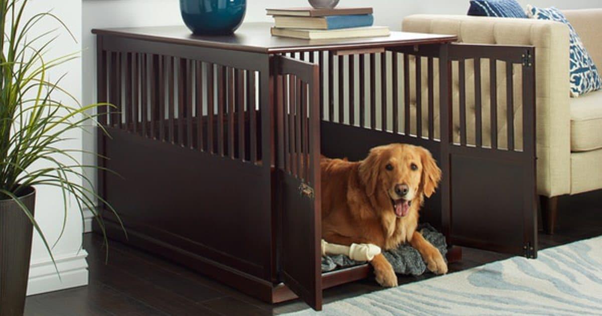 Dog Kennel Bed Designs