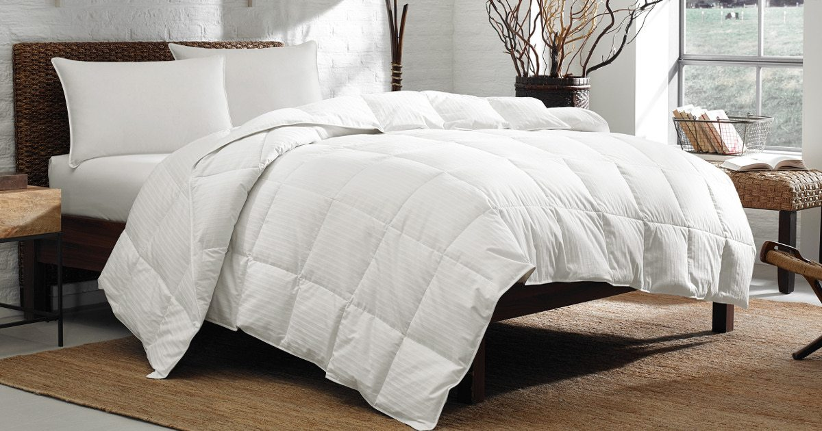 Down Comforter For Your Bed
