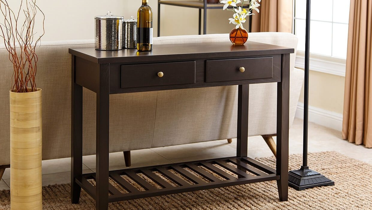 Picking The Perfect Sofa Table