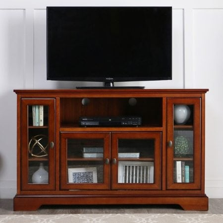 Extra feature TV stand