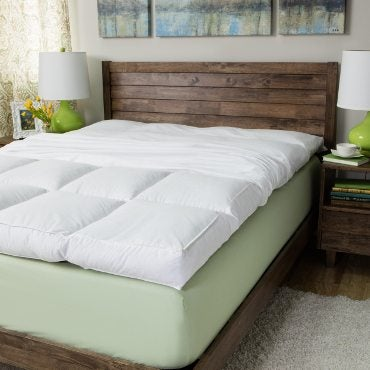 Add A Featherbed To The Futon Mattress