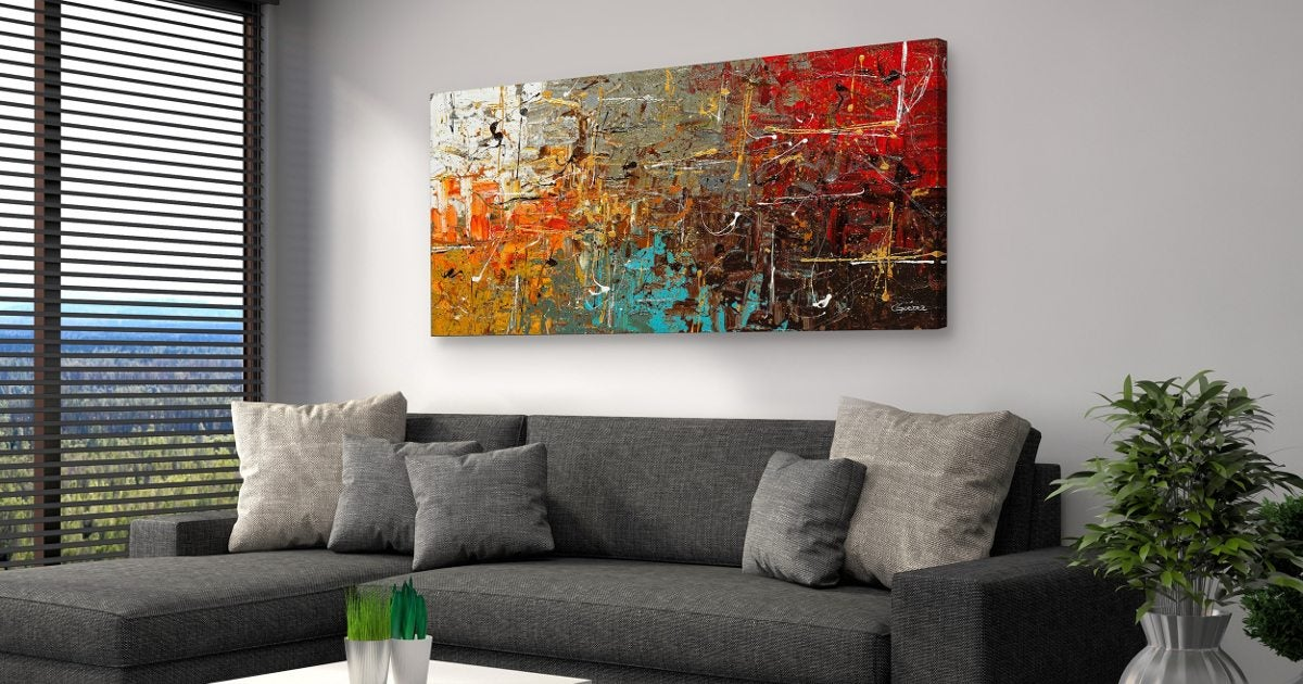 Use Modern Art in Your Home