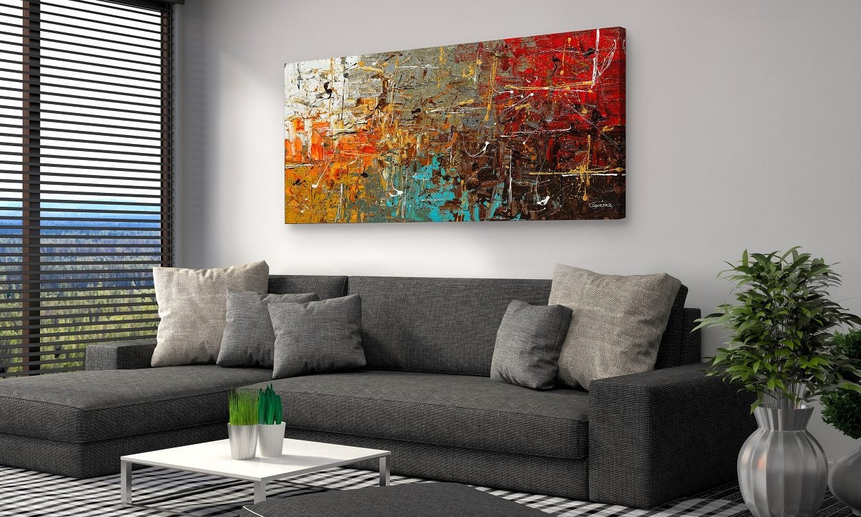 Wall Art And Decor For Living Room