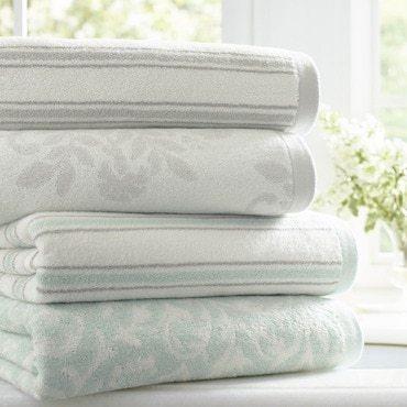 Soft high-quality towels