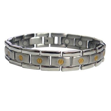 3f9c093a1aee9 Magnetic Bracelets Benefits Explained - Overstock.com