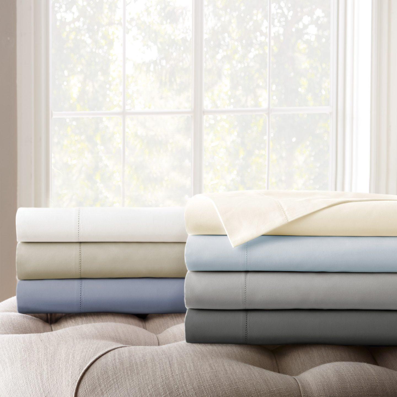 Sheet sets for platform beds