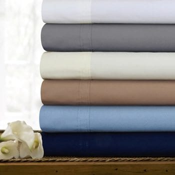 Percale Sheets Lifestyle Image