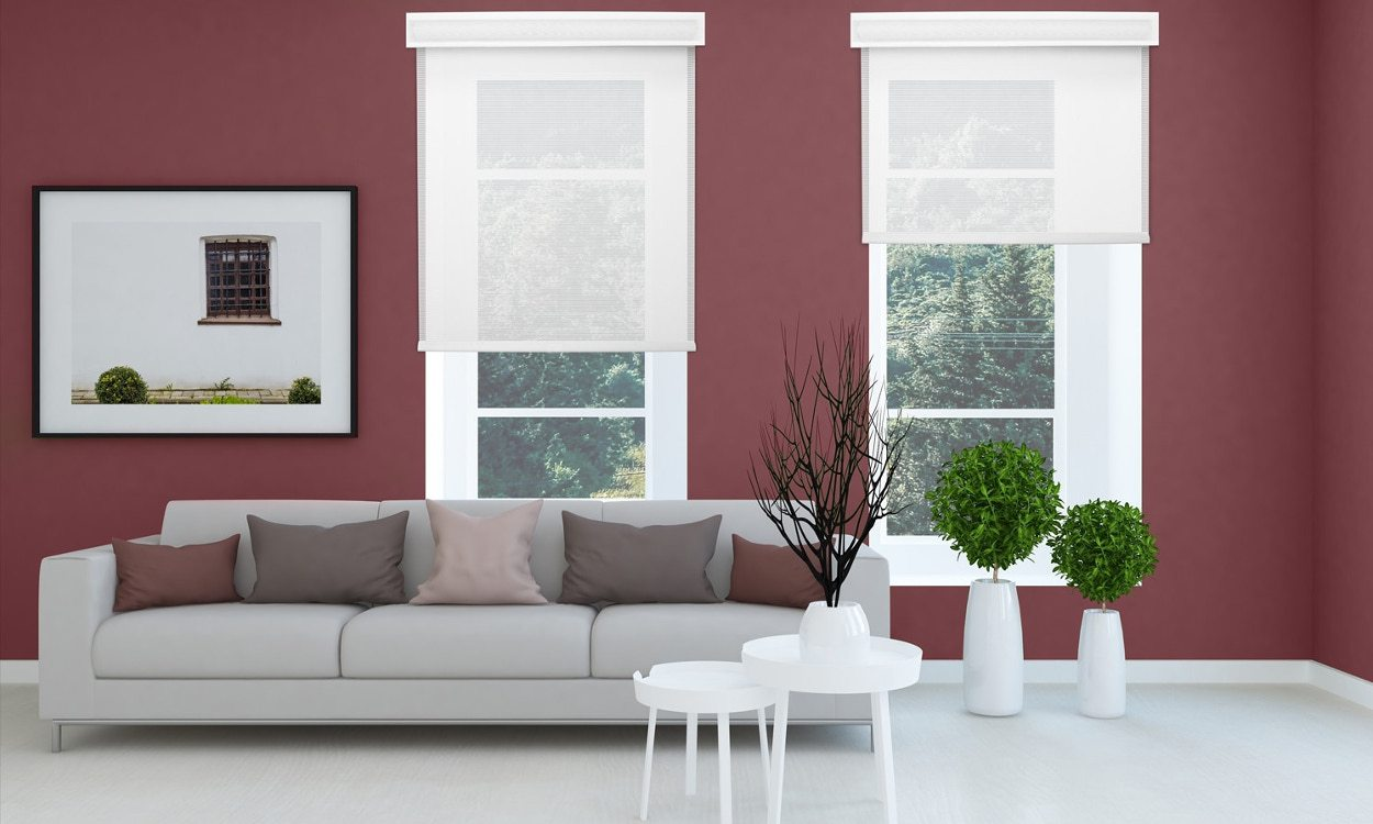 picture window blinds bamboo white romanstyle window blinds ways to find the best window blinds for your living room