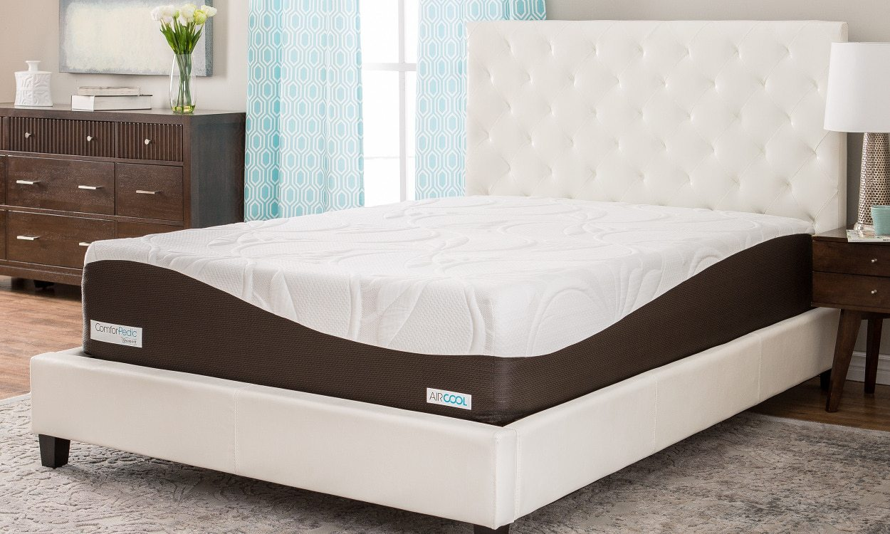 comforpedic by beautyrest memory foam mattress