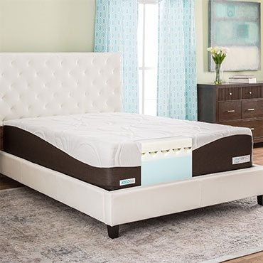 comforpedic by beautyrest memory foam