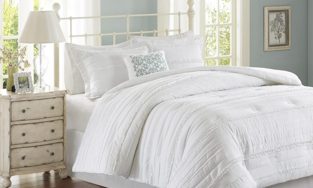 Faqs about comforter sets bed