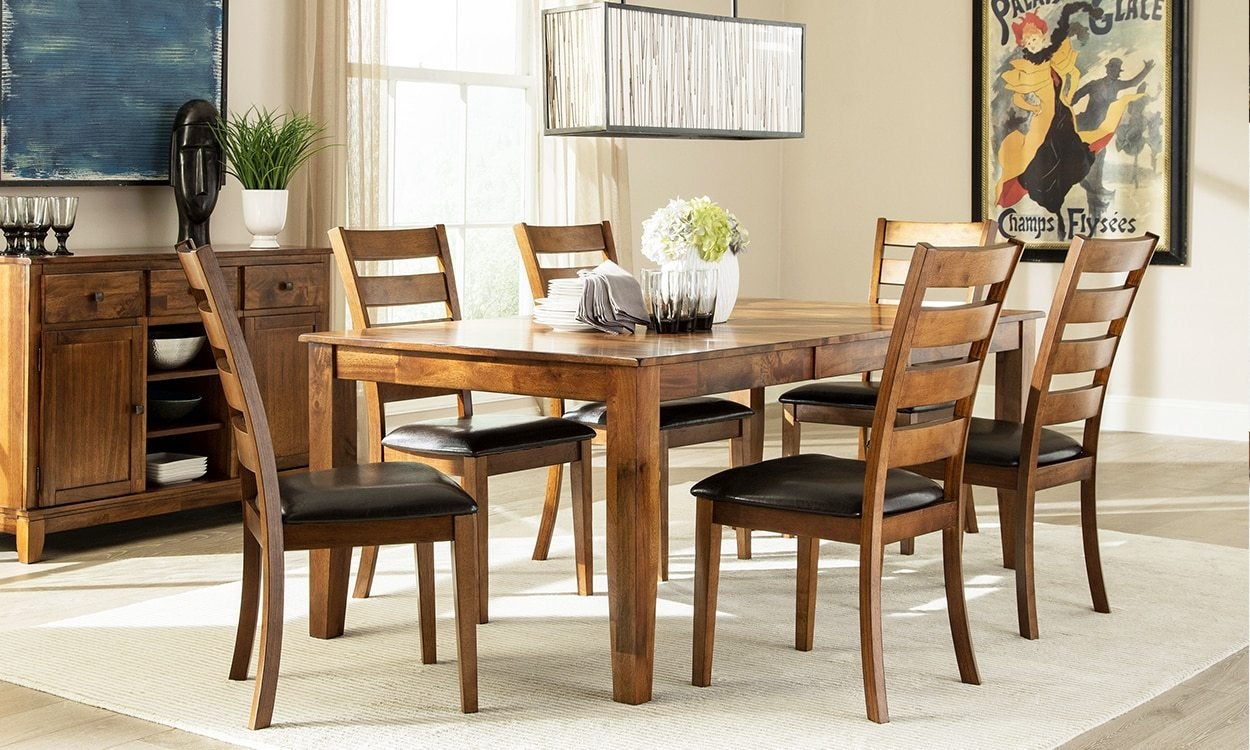 Faqs About Erfly Leaf Tables Large Brown Table With Extensions