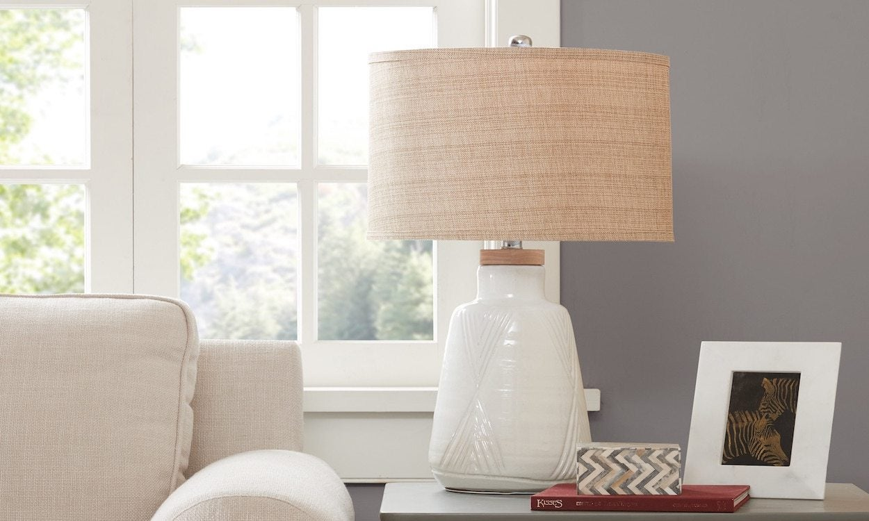 31e63691ee1 Best Lamp Shades for Your Table Lamp - Overstock.com