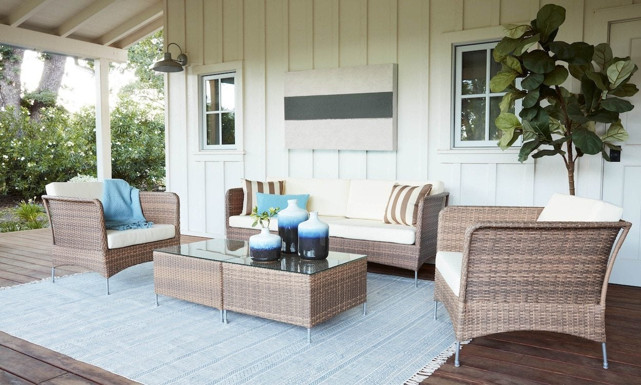 How To Waterproof Fabric Outdoor Furniture Overstock Com Tips Ideas