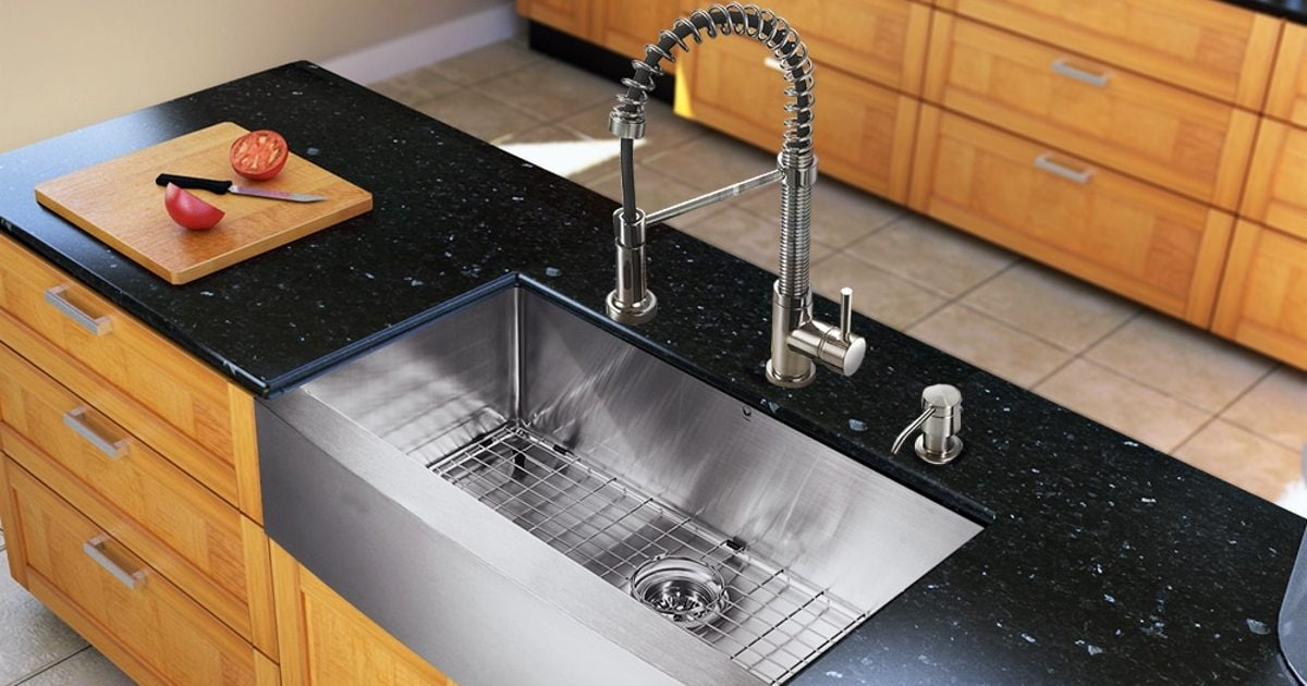 5 Tips for Choosing the Right Size Kitchen Sink - Overstock.com  Kitchen Sink Counter on mobile kitchen counter, kitchen marble counter, up on the kitchen counter, undermount counter, sinks that sit on top of counter, vacation counter, kitchen pantry counter, kitchen countertops, kitchen sinks 25 wide, house kitchen counter, kitchen floor counter, kitchen burn counter, kitchen stone counter, kitchen bench counter, modular kitchen counter, kitchen chairs counter, kitchen undercounter sinks, kitchen area, mini kitchen counter, kitchen light counter,