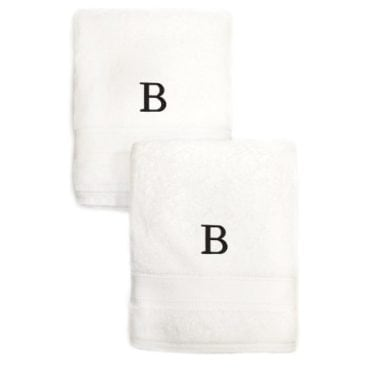 Personalized towels for Christmas