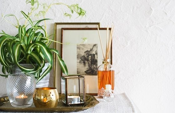 A Collection Of Electic Boho Home Decor