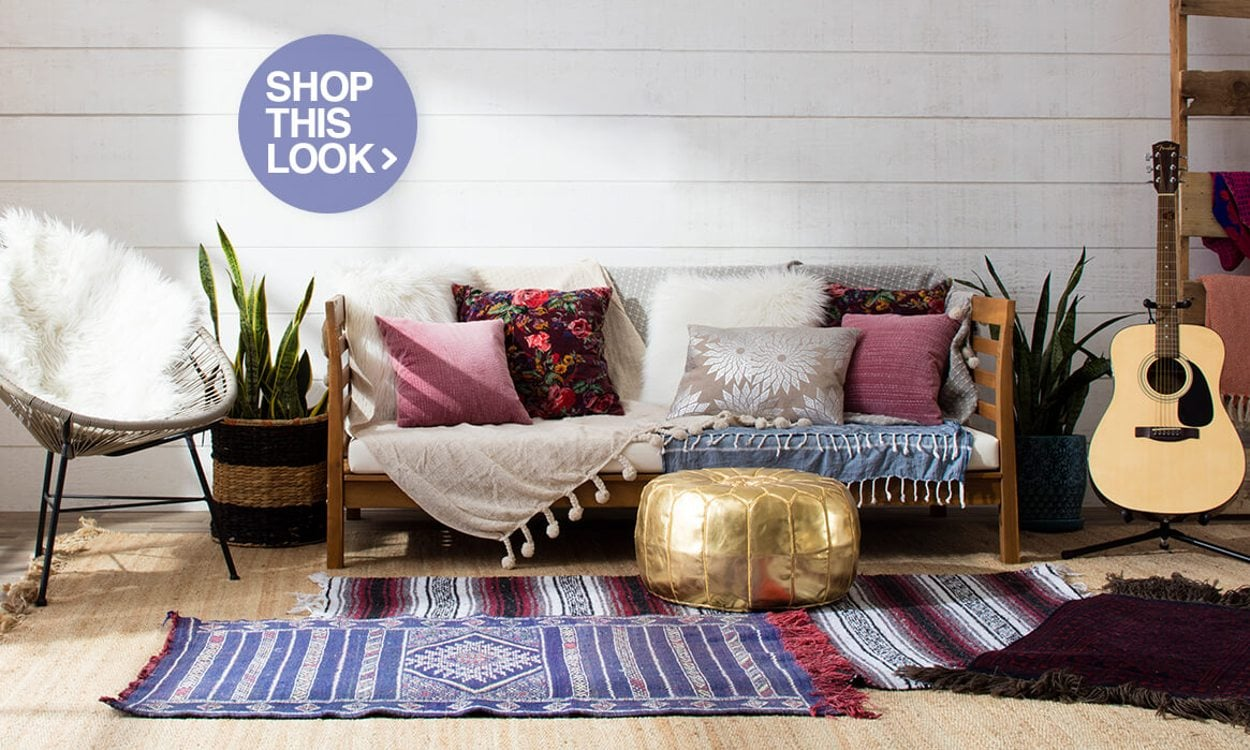 Boho Chic Furniture & Decor Ideas You'll Love | Overstock.com