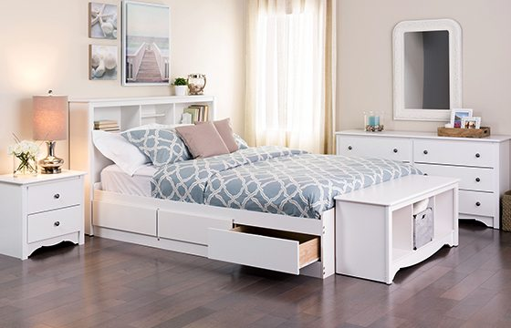 Storage beds for small bedroom ideas